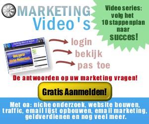 Gratis Internet Marketing Video's