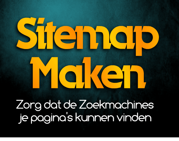 sitemap-maken
