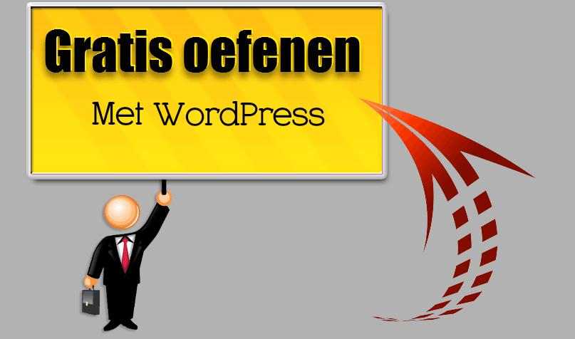 Maak eerst je WordPress website op je eigen computer!